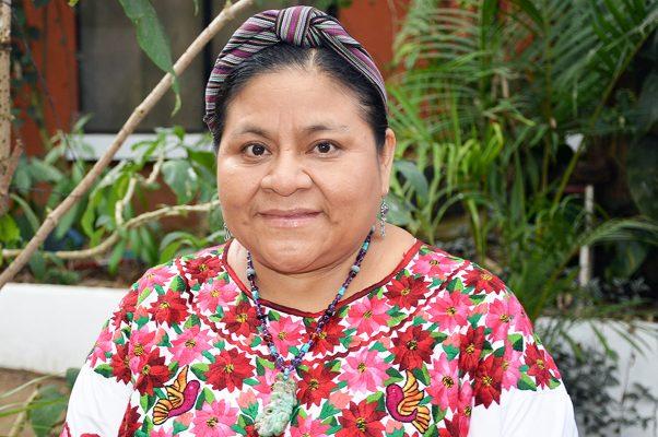 Impartirá Rigoberta Menchú conferencia en Lerdo