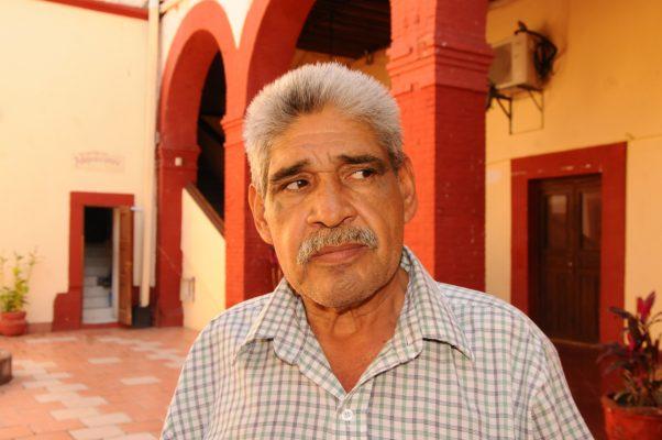 Manuel Sámago Ramírez, dirigente de los industriales de la masa y la tortilla.