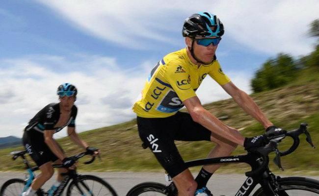 Así lucen piernas de ciclista tras extenuante corrida en Tour de France