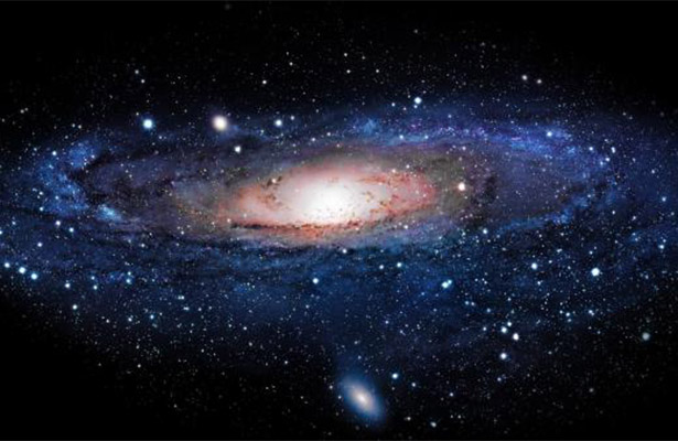 """Crean mapa del """"lado oscuro"""" del Universo"""