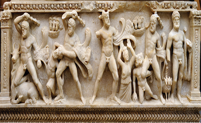 Sarcófago antiguo volverá a la tierra que lo vio nacer
