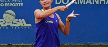 La tenista Marcela Zacarías ganó en el Circuito Femenino Future de Tenis