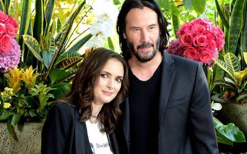 ¿Winona Ryder y Keanu Reeves se casaron en secreto? Aquí te contamos la verdad