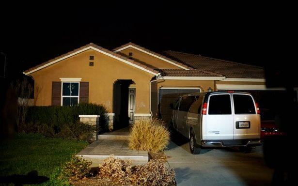 Padres de la casa del terror en California permitían una ducha al año a sus hijos