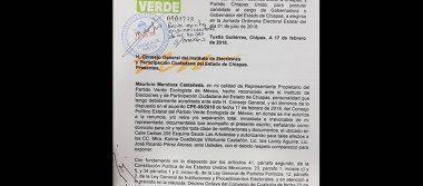 Se rompe la coalición Todos por Chiapas