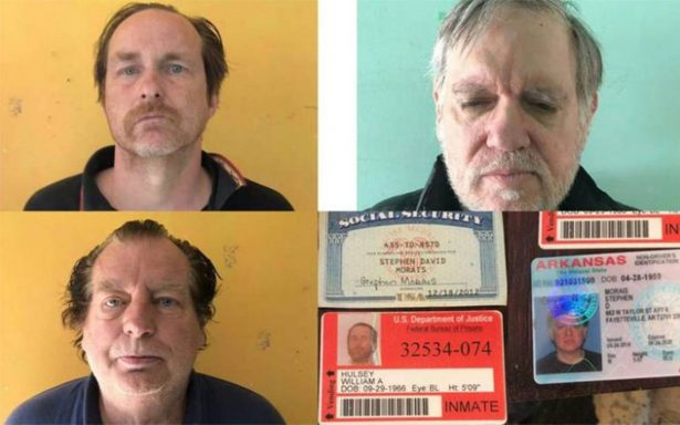 Detienen en Zacatecas a tres estadounidenses acusados de pornografía infantil