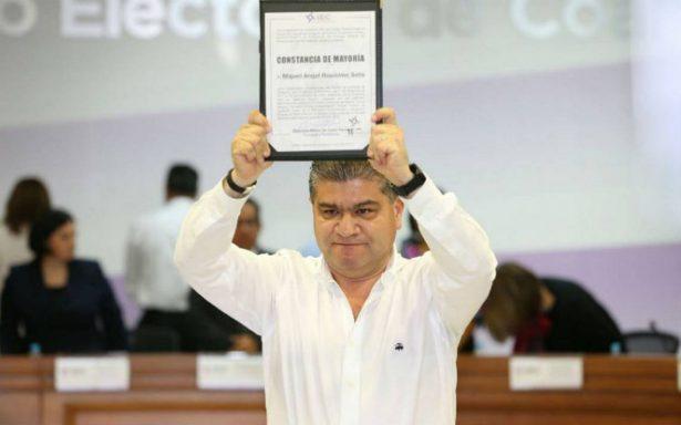 Valida TEPJF triunfo de Miguel Riquelme en Coahuila