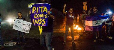 Cuatro muertos deja protestas contra reformas a la Seguridad Social en Nicaragua