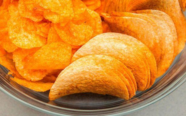 El 90% de los mexicanos aman las papas fritas