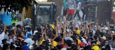 [Crónica] Tras sismo, el México más solidario regresa a las calles