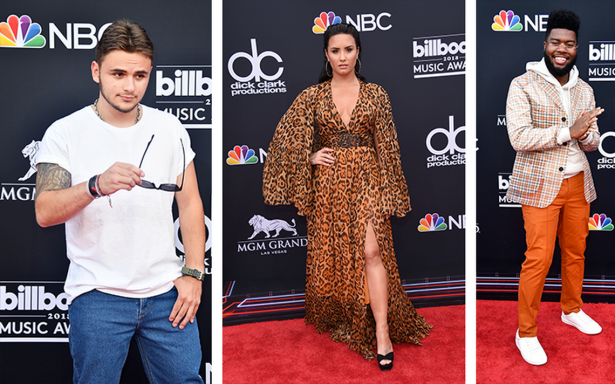 A detalle los premios Billboard 2018