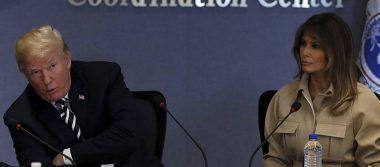 Melania Trump y Laura Bush, indignadas por separación de familias