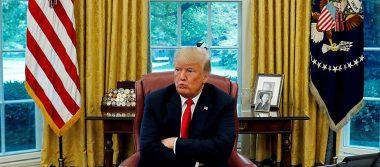 Trump asegura que no hay planes para resolver disputa comercial con China