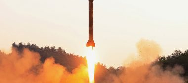 Corea del Norte realiza lanzamiento de misil hacia aguas territoriales de Japón