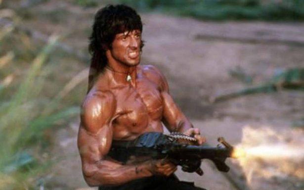 """Rambo hace casting de """"criminales"""" mexicanos para grabar en España"""
