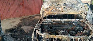 Enfrentamiento deja heridos, autos calcinados y comercios dañados en Culiacán