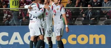 América golea 5-1 a Saprissa y casi amarra boleto a cuartos en Concachampions