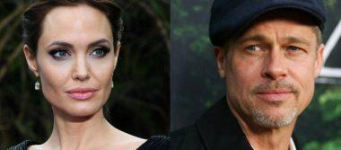 Brad Pitt se niega a que sus hijos actúen a lado de Angelina Jolie en Maléfica 2