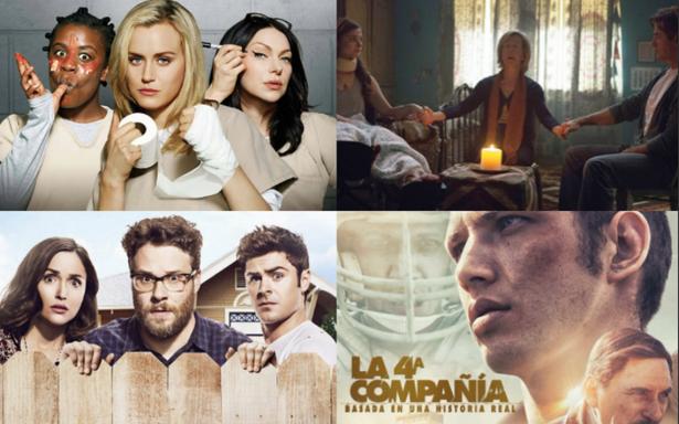 Los estrenos que llegan a Netflix para julio
