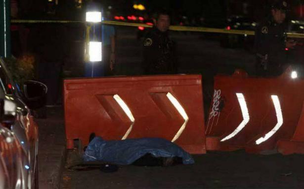 Asesinan a franelero en calles de la Zona Rosa