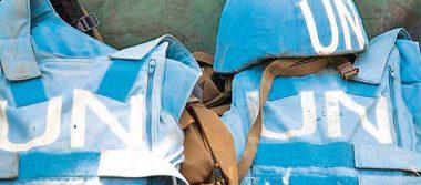 Homenaje a 140 miembros de la ONU asesinados; su misión era mantener la paz