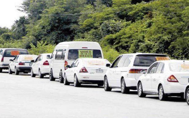Ley de movilidad inconforma a transportistas en Cancún
