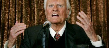 """Muere a los 99 años Billy Graham, el """"pastor de los presidentes"""""""