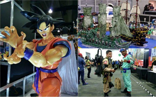 [Video] Unboxing Toy Convention agasaja a amantes de los personajes de acción