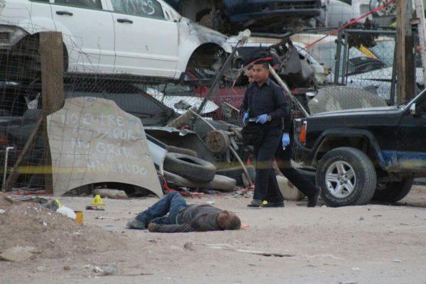 Juárez, en el lugar 40 a nivel mundial en violencia
