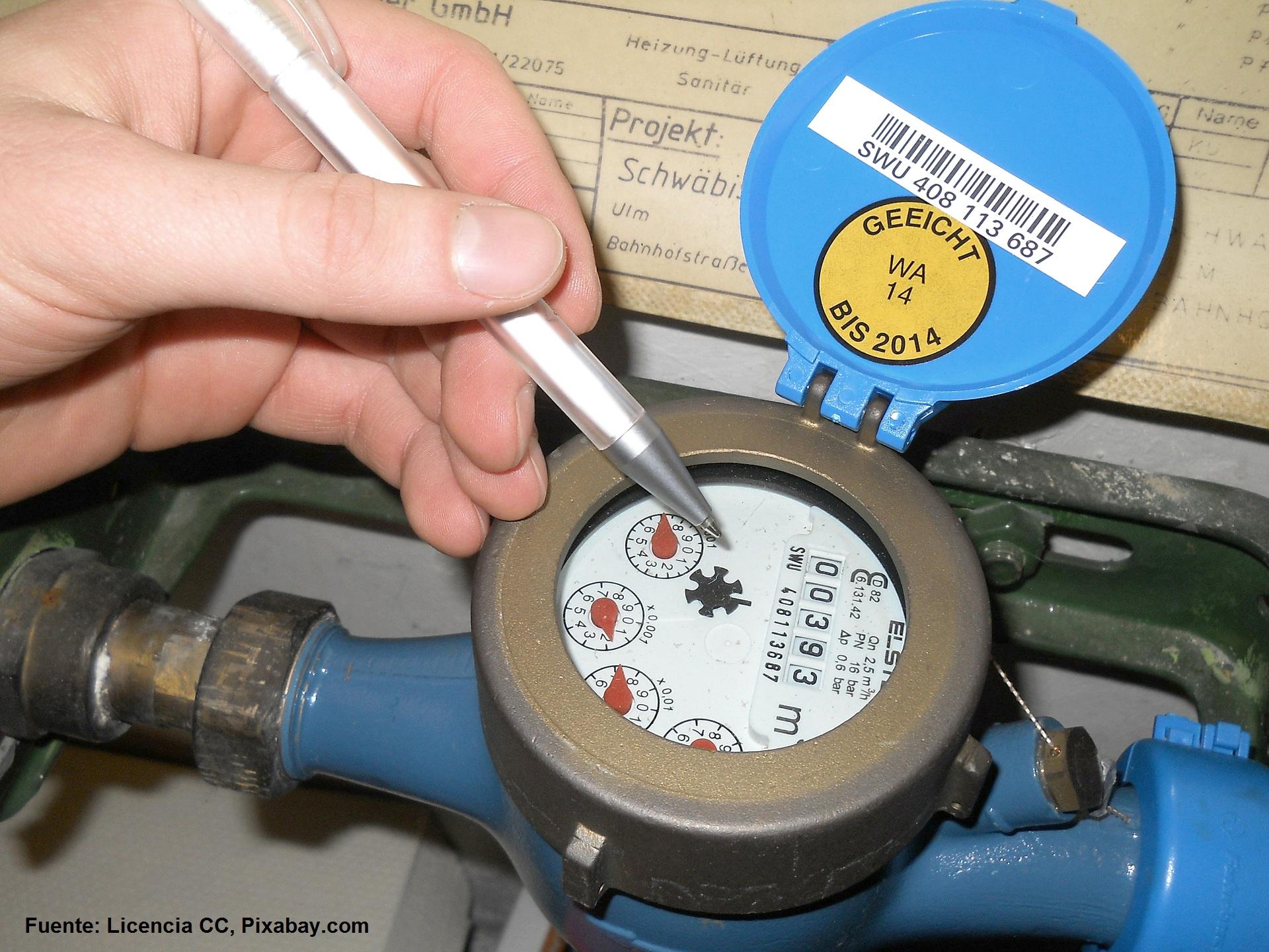 Alter jmas los medidores de agua para cobrar m s - Medidor de agua ...