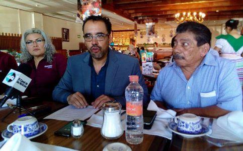 Dispuesto Morena a escuchar a Cabada en proyecto de 'Juárez Iluminado'