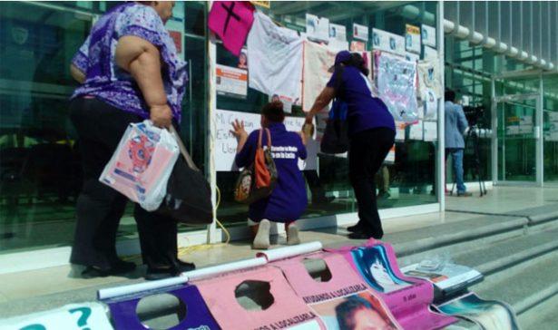 Madres de desaparecidos en México convocan a VI Marcha Nacional