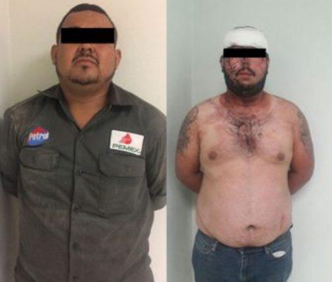 Arrestan a dos tras balacera en Ahumada