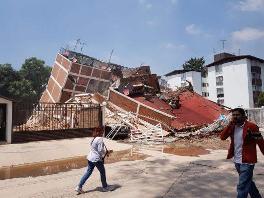 Terremoto en México deja 119 muertos