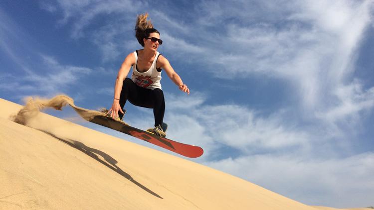 byn sandboarding-mossel-bay
