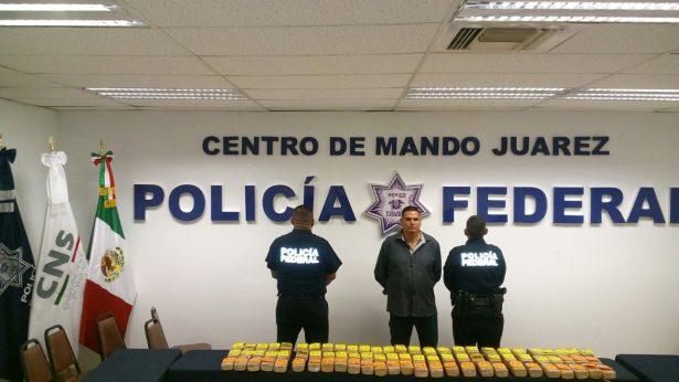 Detuvieron a agente estatal con 40 kilos de marihuana — Juárez