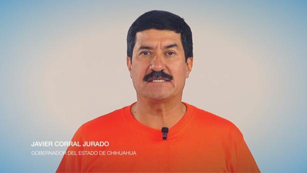 #EnVideo | Se suma Corral a campaña vs violencia hacia la mujer