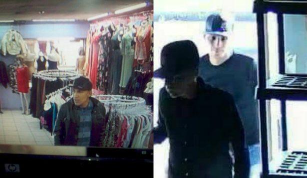 EnVideo | Regresan asaltantes, roban tienda de ropa