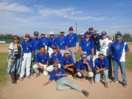 Se corona la Praxedis G. Guerrero 8404 en beisbol de convivencias regionales