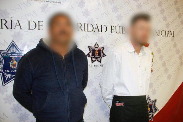 Arrestan a empleado de bar que vendía droga