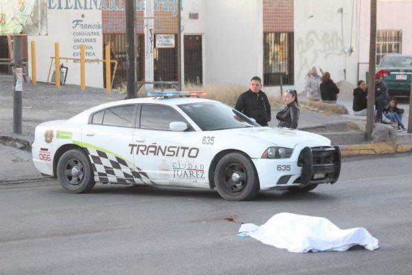 Muere joven atropellado en la avenida Tecnológico