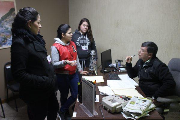Condiciona JMAS ayuda a vecinos de Labor Magdalena
