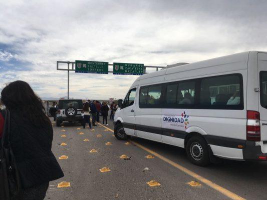 Vayanse a Chihuahua; corre PRI a Caravana de Durango
