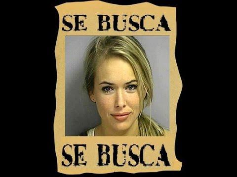 (FOTOS) | Cuenta de Twitter muestra a las criminales más atractivas