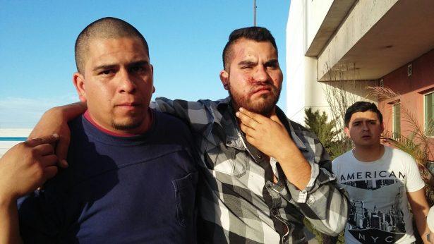 Acusan a Ubers piratas de Ontiveros de golpear a hombre