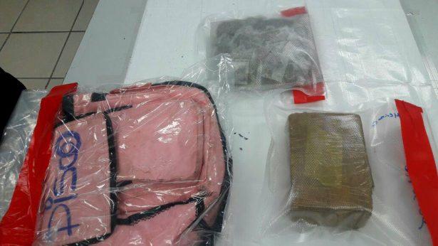 Arrestan a puchador con una libra de marihuana