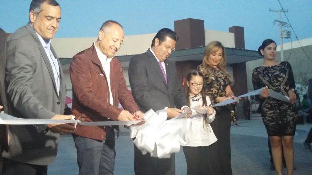 Inauguran el Centro Juárez Mall