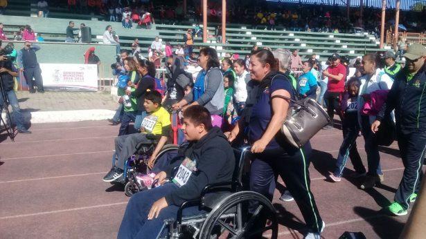 Arranca Paralimpiada 2018