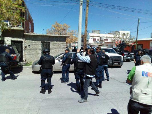 [VIDEO] Se registra intensa movilización policíaca tras persecución