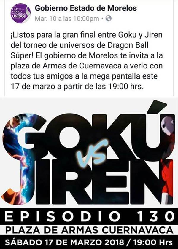morelos dragon ball